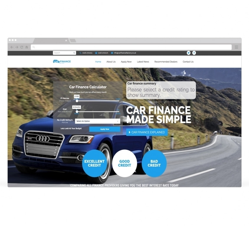 Car Finance Factory